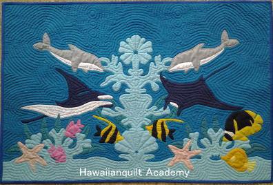 ハワイアン キルト 教室